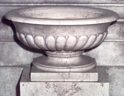 Ambito bergamasco sec. XVIII, Acquasantiera