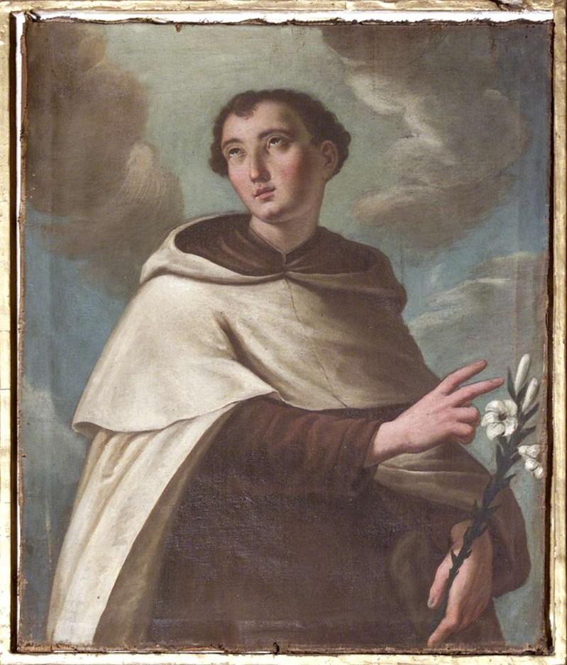 Ambito lombardo sec. XVIII, Sant'Alberto