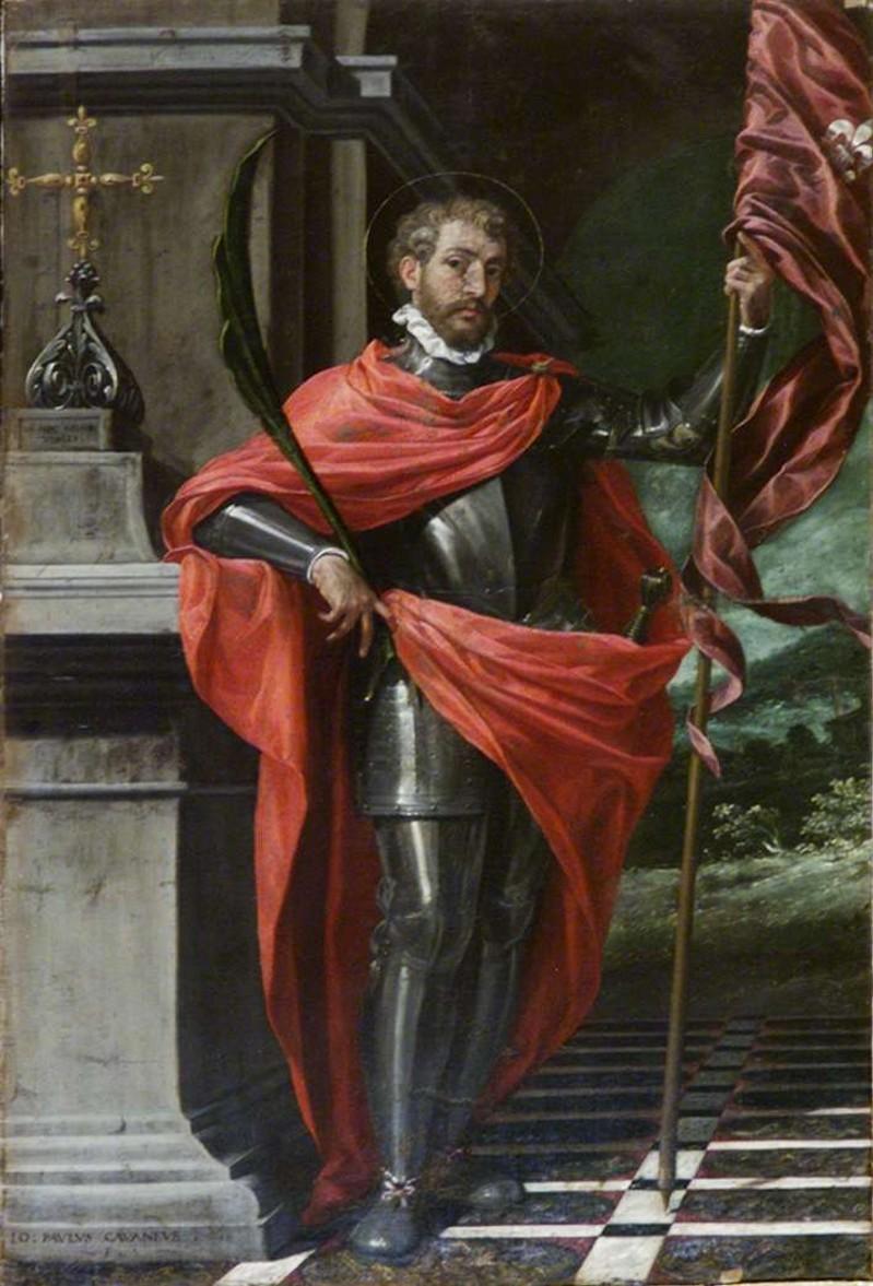 Cavagna G. P. sec. XVI-XVII, Sant'Alessandro