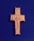 Bottega bizantina sec. XIX, Crocetta pettorale