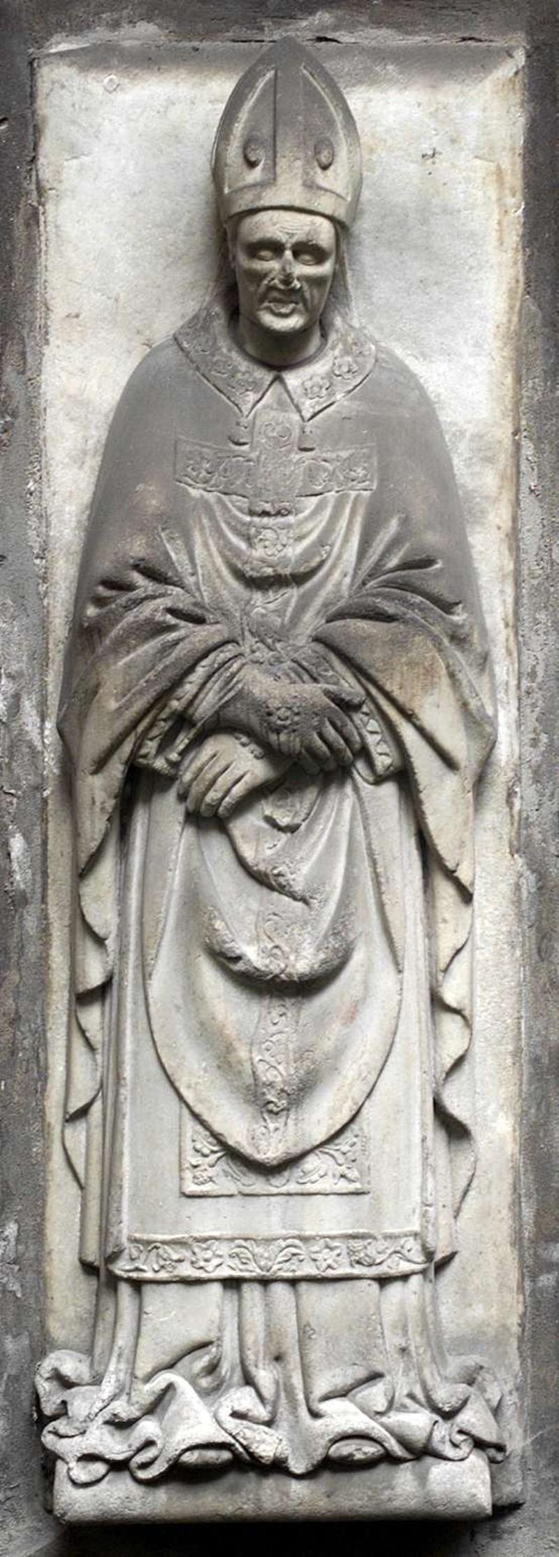 De Confortis J. F. (1472), Vescovo Giovanni Buccelleni