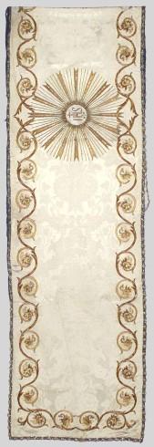 Manifattura italiana sec. XIX-XX, Velo omerale