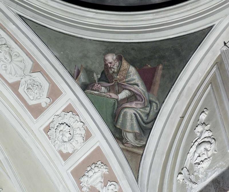 Brighenti G. sec. XIX, Sant'Ambrogio
