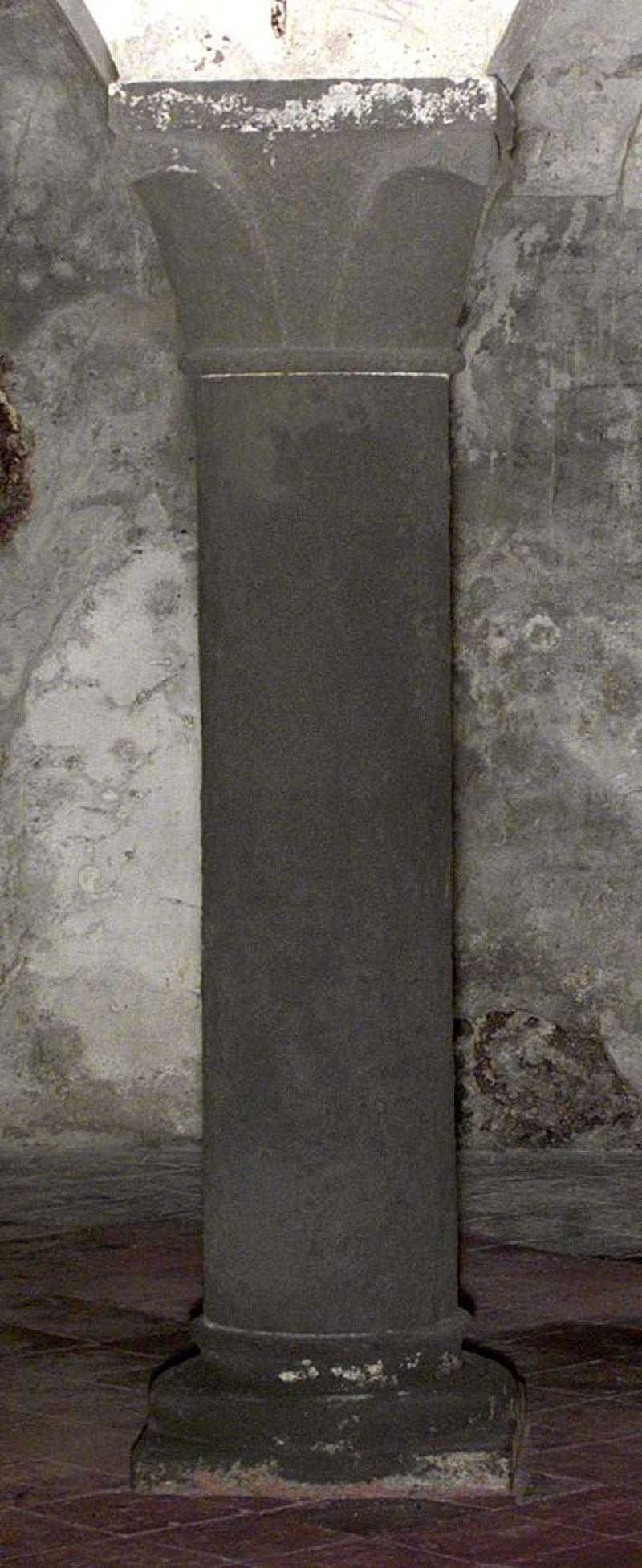 Ambito lombardo sec. XIII, Colonna