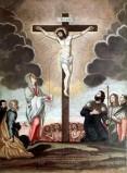 Madaschi G. A. (1687), Crocifissione di Gesù Cristo