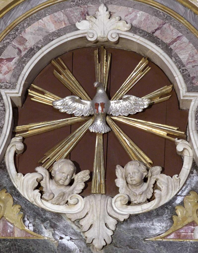 Calegari G. (1786), Colomba dello Spirito Santo
