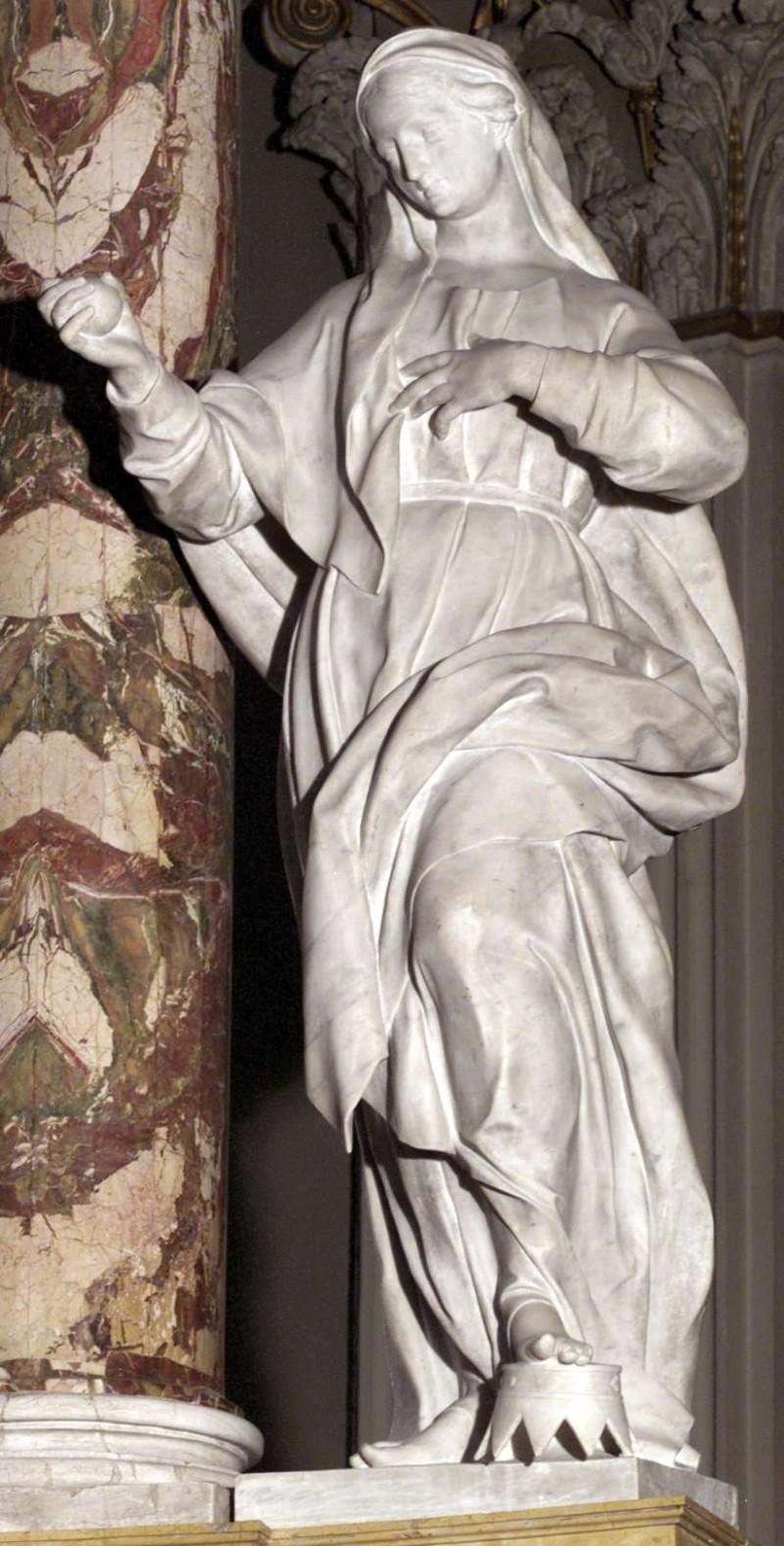 Calegari G. (1786), Allegoria dell'Umiltà