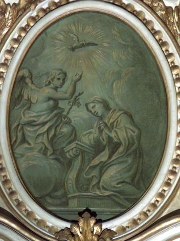 Quaglio G. sec. XVIII, Incarnazione