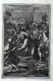 Ambito romano (1729), Salita al Calvario