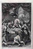 Ambito romano (1729), Ultima cena