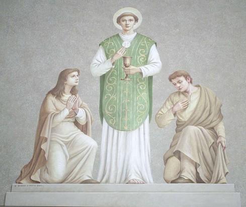 Monzio Compagnoni A. e M. (1994), Liturgia del pane
