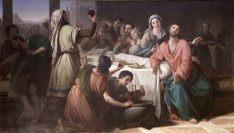 Guadagnini A. (1848), Nozze di Cana