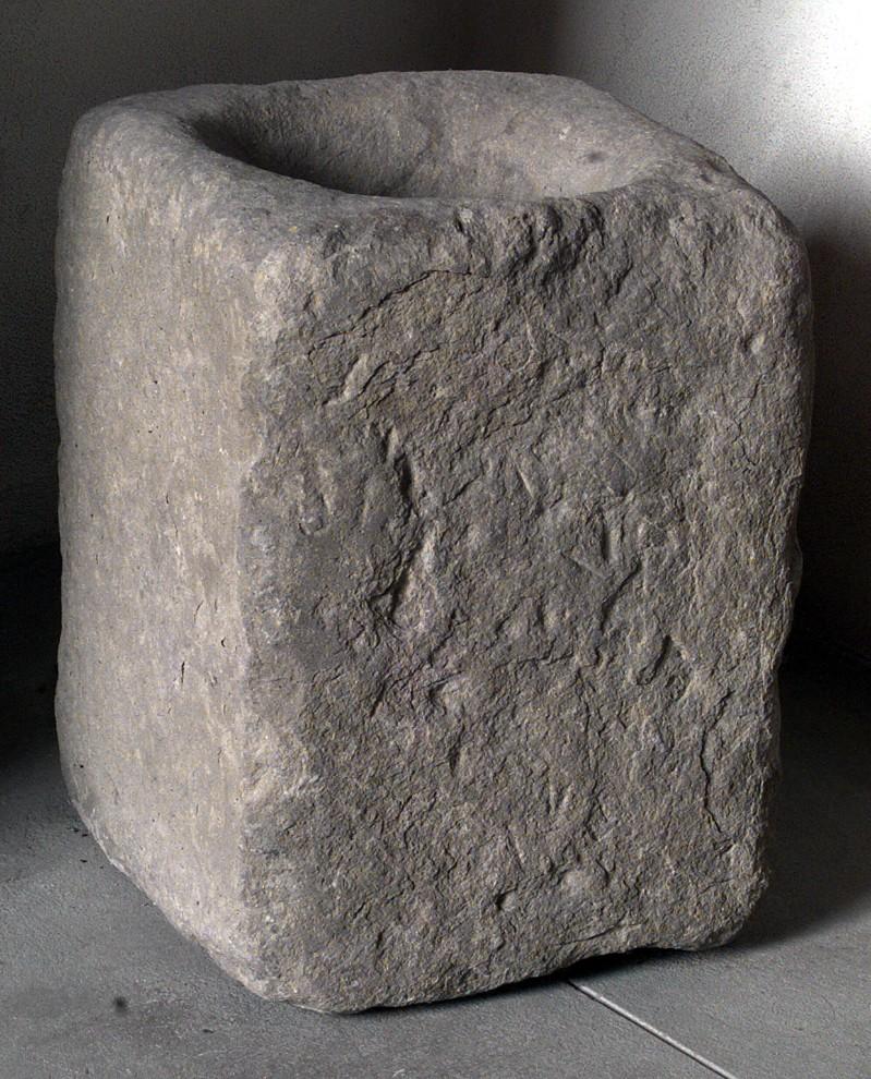 Ambito bergamasco sec. X-XIV, Mortaio