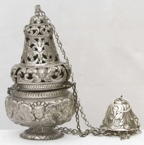Ambito lombardo sec. XVII, Turibolo