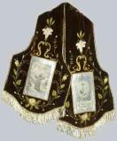 Manif. lombarda sec. XX, Scapolare del Terz'Ordine Francescano