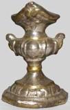 Ambito bergamasco sec. XVIII, Vaso portapalma