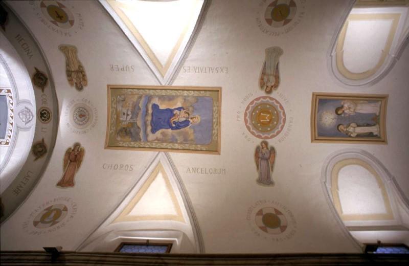 Bugetti T. (1949), Motivi decorativi e Episodi evangelici