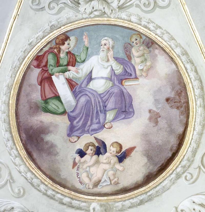 Breda M. (1936), San Matteo e l'angelo
