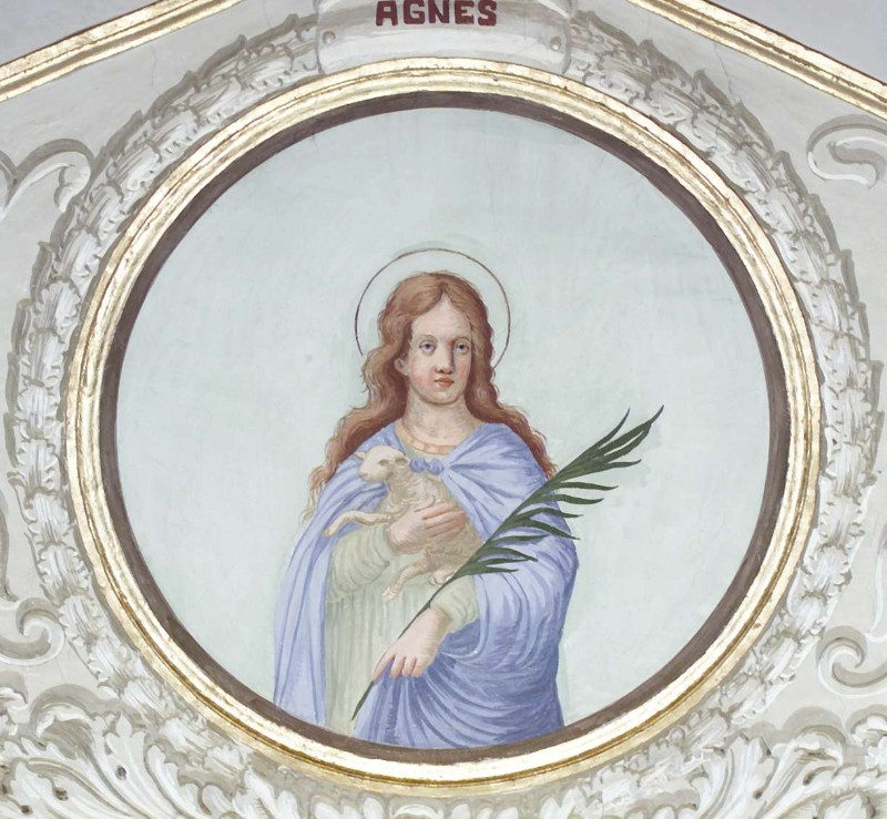 Breda M. (1936), Sant'Agnese