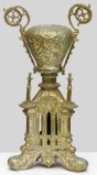 Ambito lombardo sec. XIX-XX, Vaso portapalma