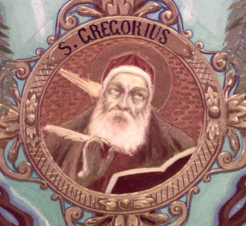 Cambianica P.-Belotti G. (1911), Gregorio Magno