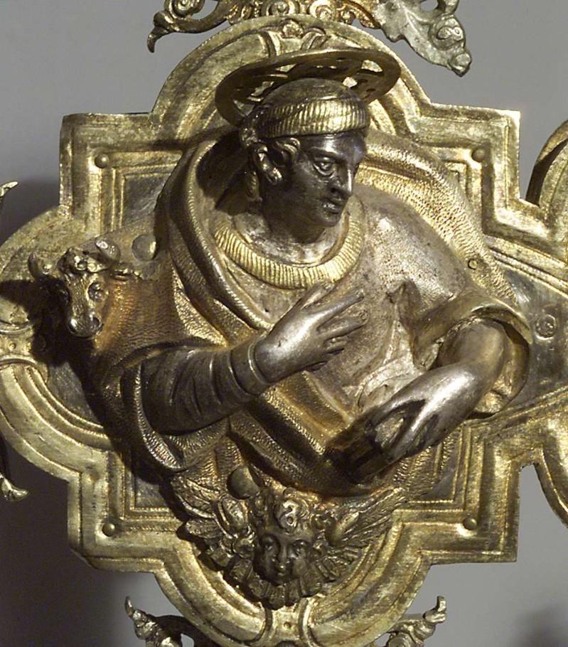 Bottega veneta (1619), San Luca Evangelista