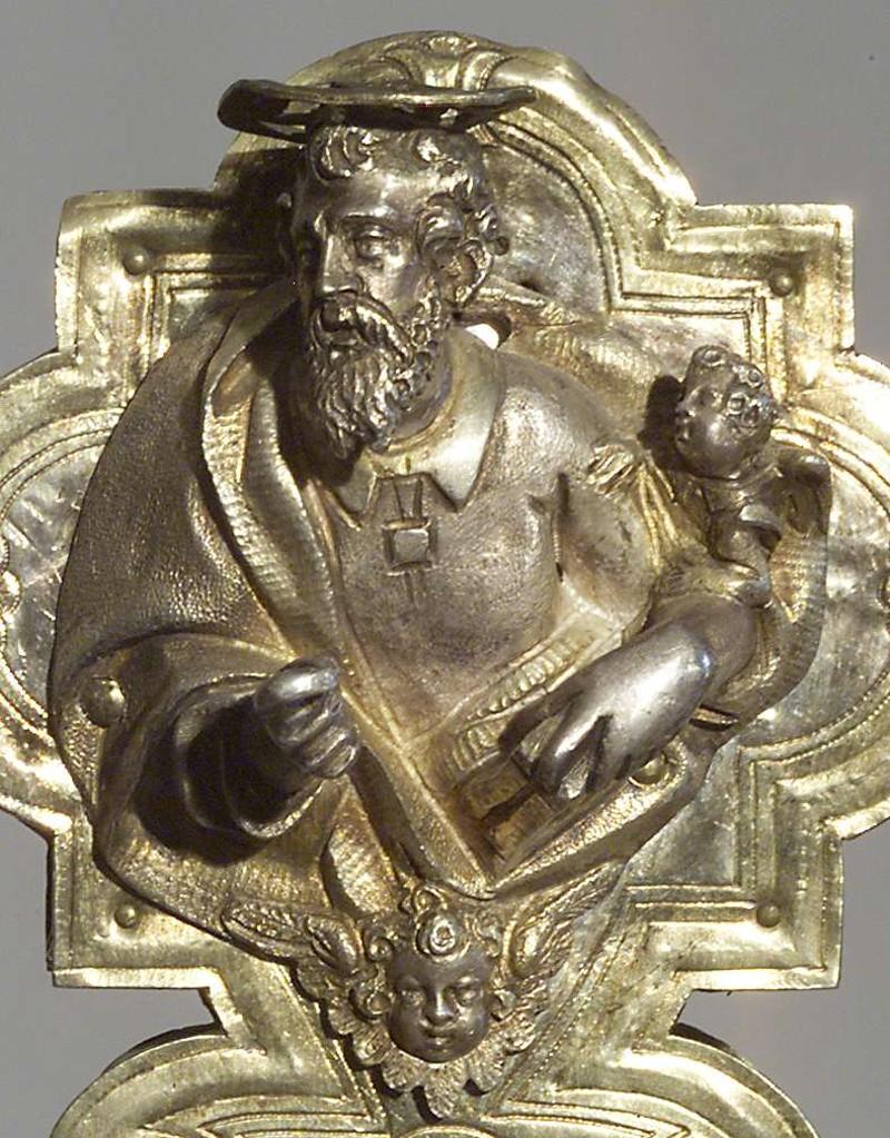 Bottega veneta (1619), San Matteo Evangelista