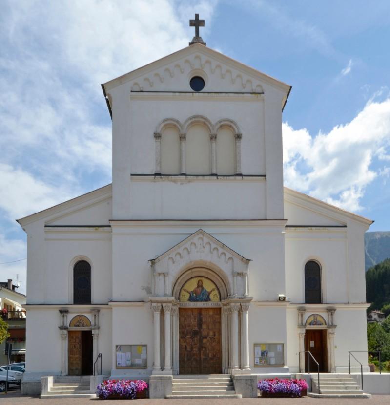 Chiesa di Santa Maria Assunta <Baselga di Piné>
