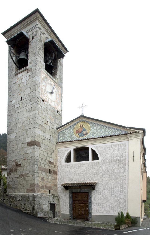 Chiesa di San Marco Evangelista <Livemmo, Pertica Alta>