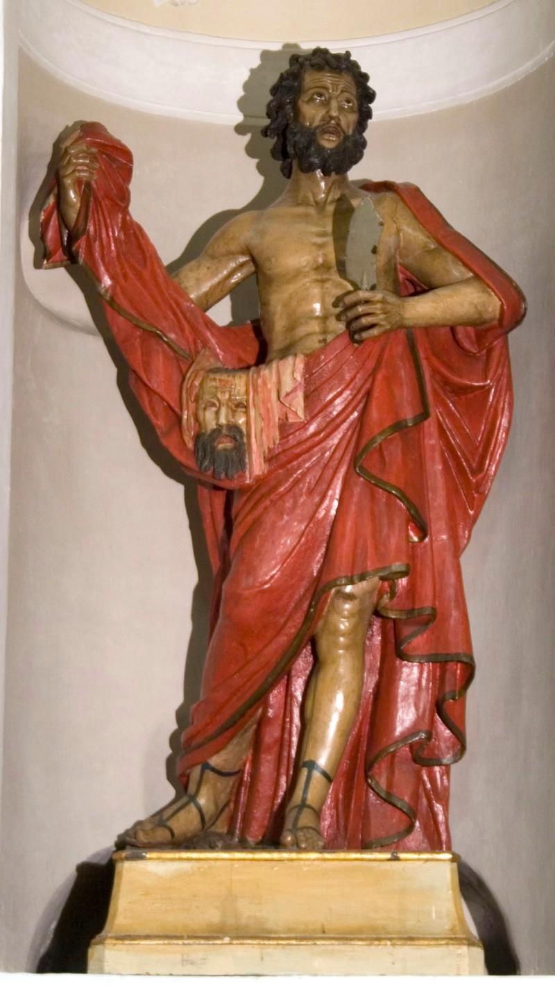 Ambito napoletano sec. XIX, San Bartolomeo
