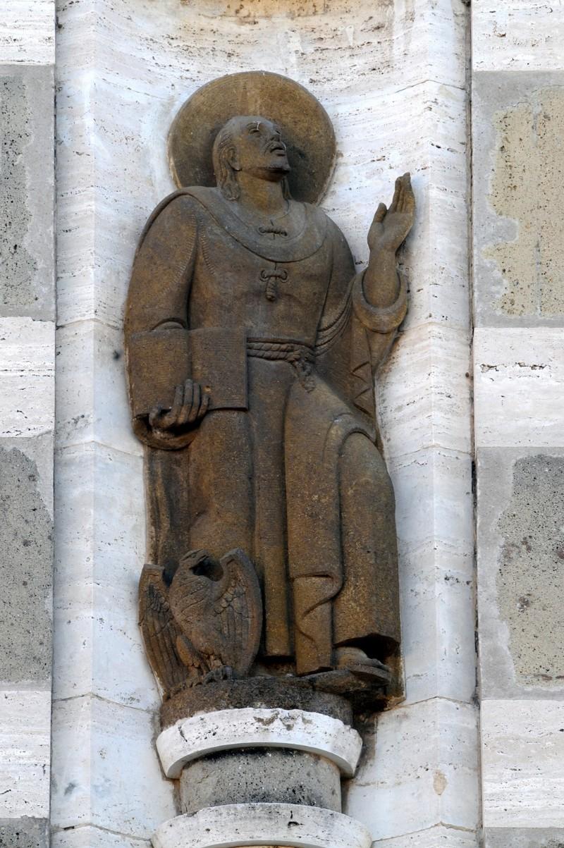 Barbieri F. (1932), Statua di S. Giovanni