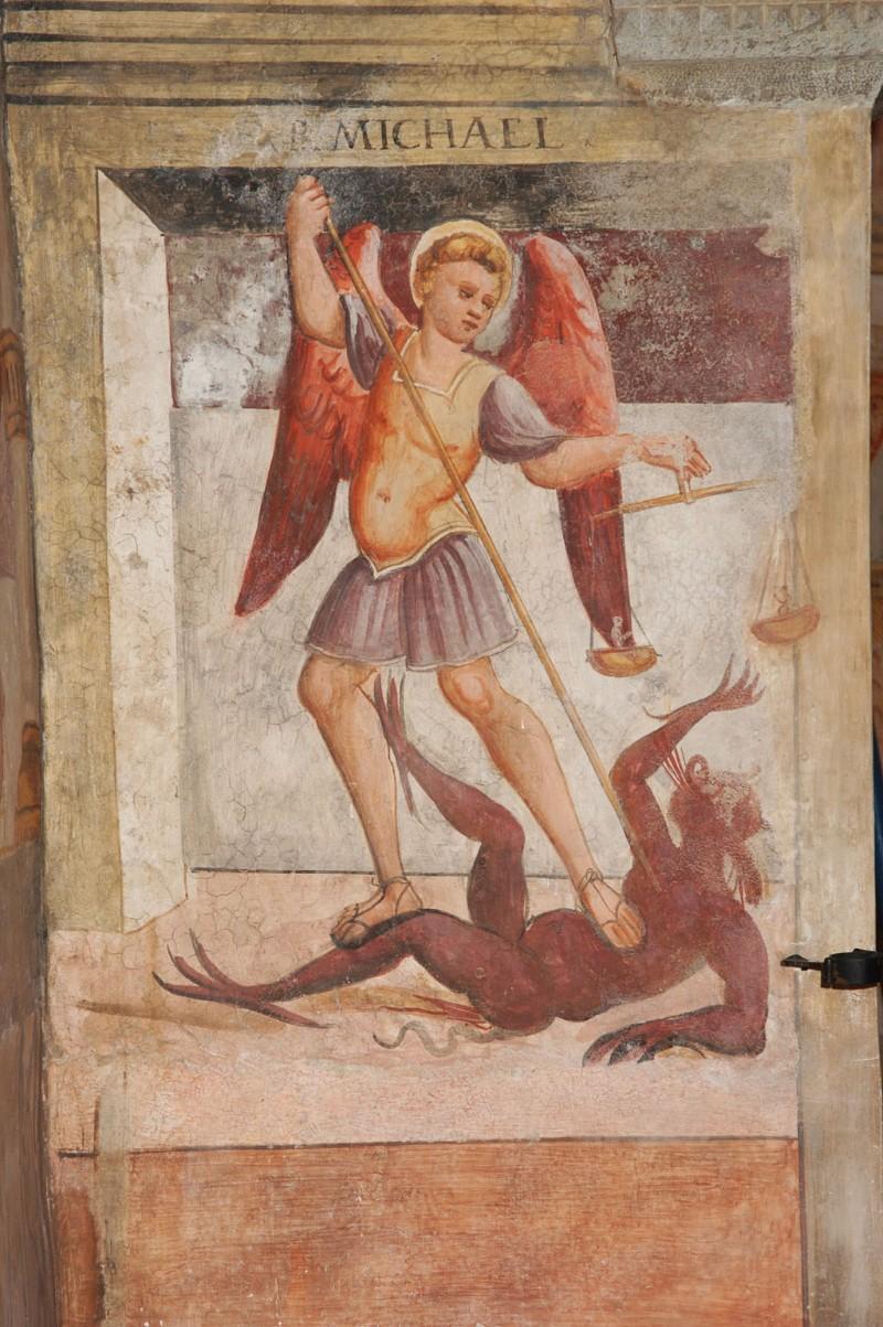 Negro G.-Negro A. (1523-1531), S. Michele Arcangelo