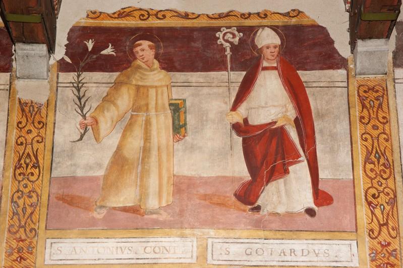 Negro G.-Negro A. (1523-1531), S. Antonio di Padova e S. Gottardo