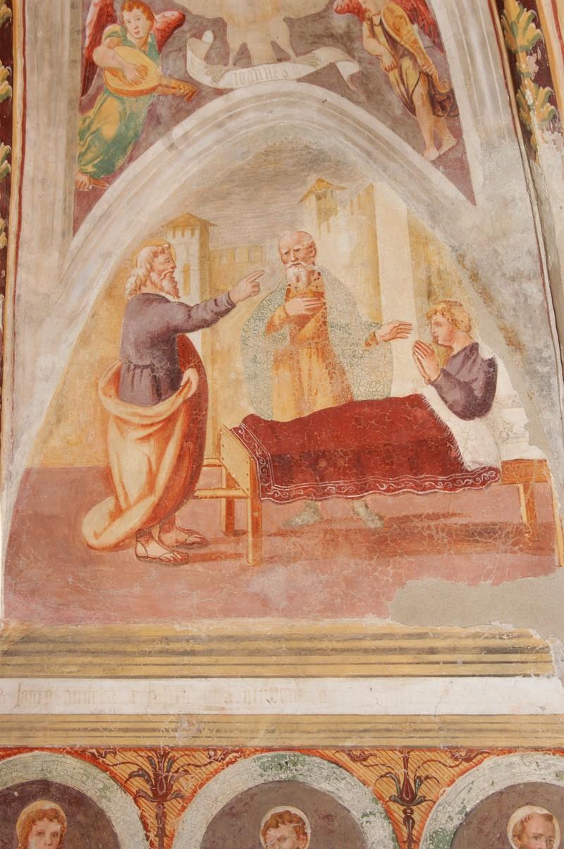 Negro G.-Negro A. (1523-1531), S. Andrea guarisce un fanciullo
