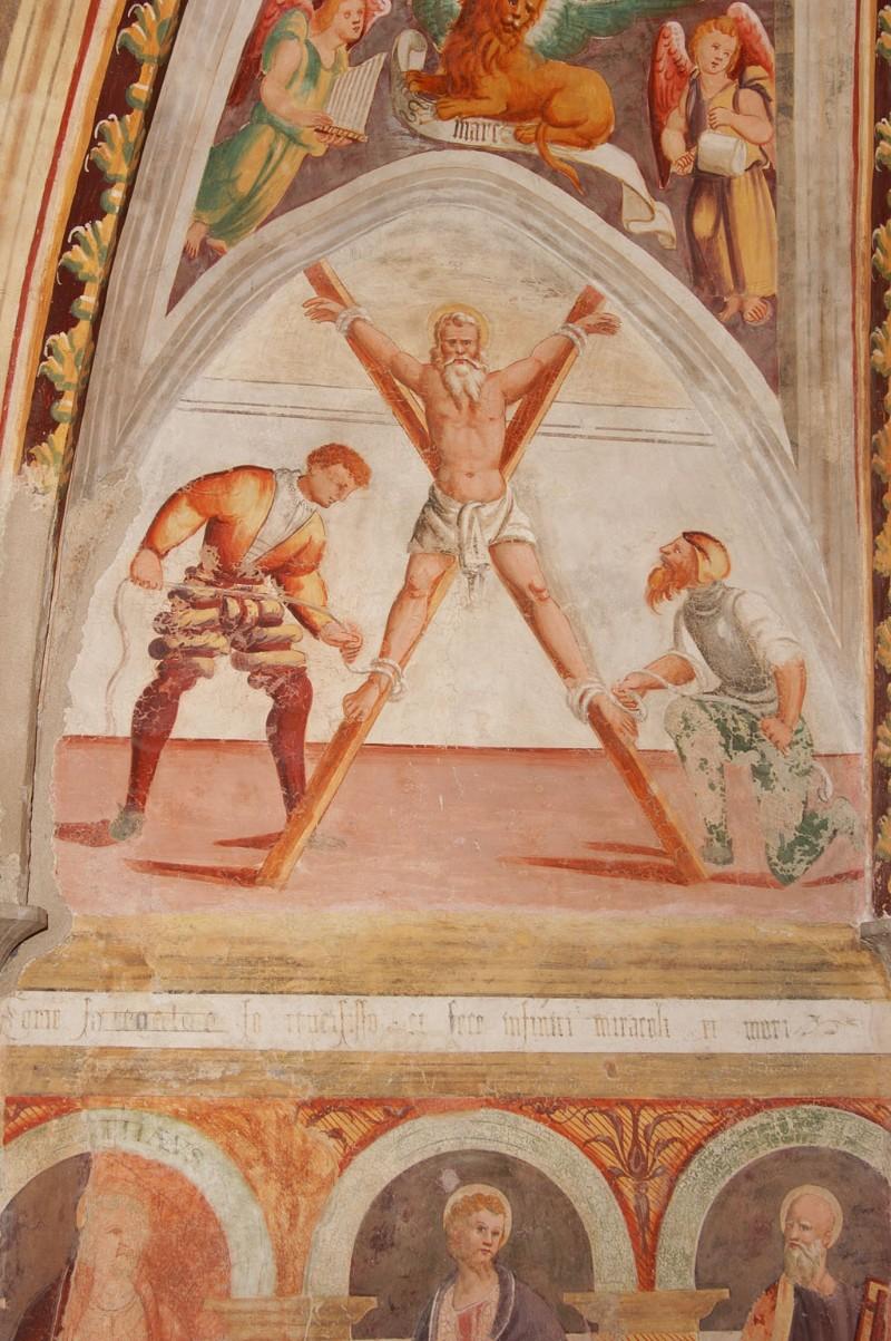 Negro G.-Negro A. (1523-1531), S. Andrea crocifisso