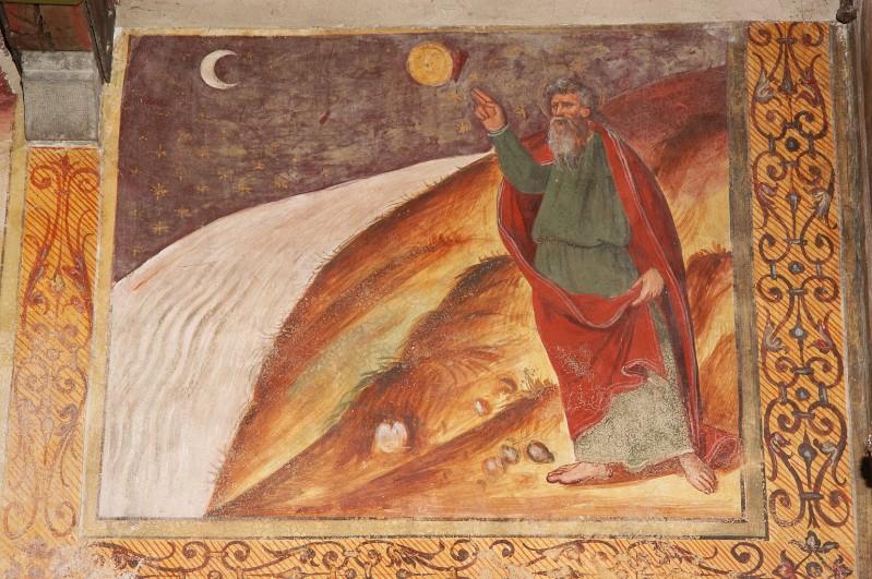 Negro G.-Negro A. (1523-1531), Dio crea il mondo