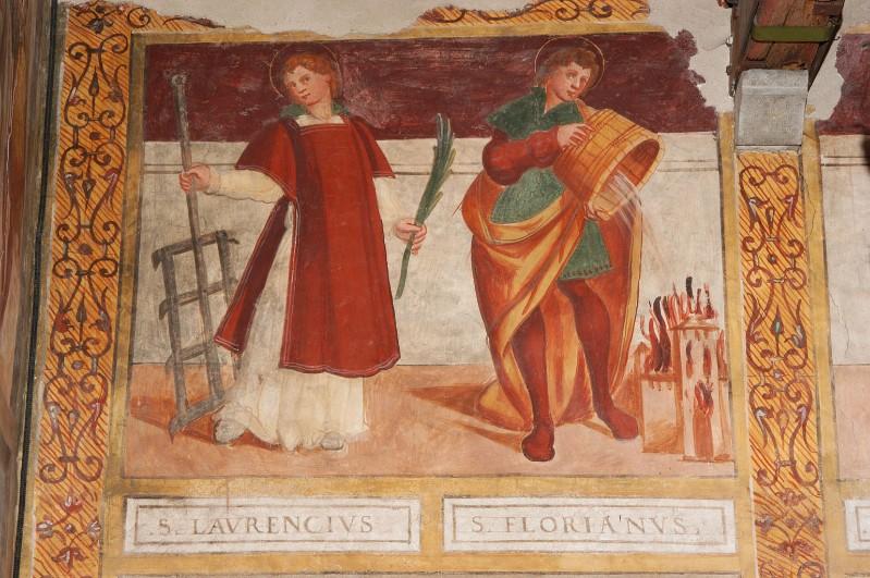 Negro G.-Negro A. (1523-1531), S. Lorenzo e S. Floriano