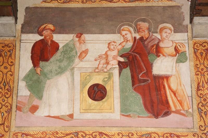 Negro G.-Negro A. (1523-1531), Presentazione di Gesù al Tempio
