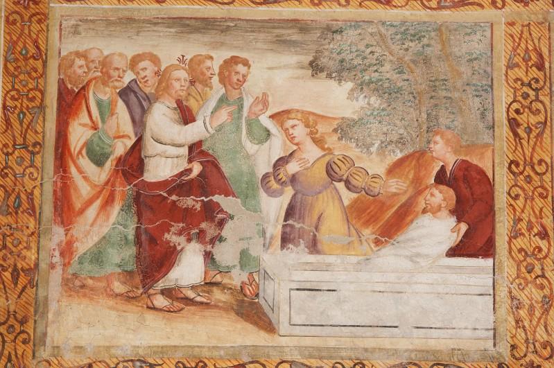 Negro G.-Negro A. (1523-1531), Resurrezione di Lazzaro