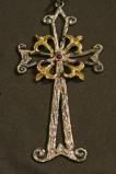 La Seta R. sec. XX, Croce pettorale