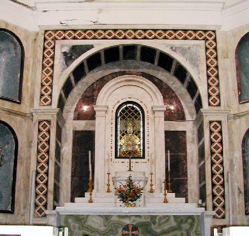 La cappella di San Vitaliano, Vescovo di Capua, santo patrono della città di Catanzaro