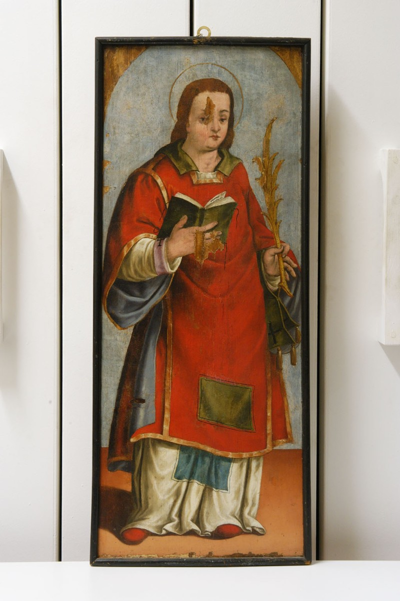 Agostini G.A. (1595), S. Lorenzo