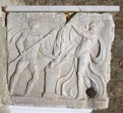 Ambito italiano sec. IV a.C., Sarcofago