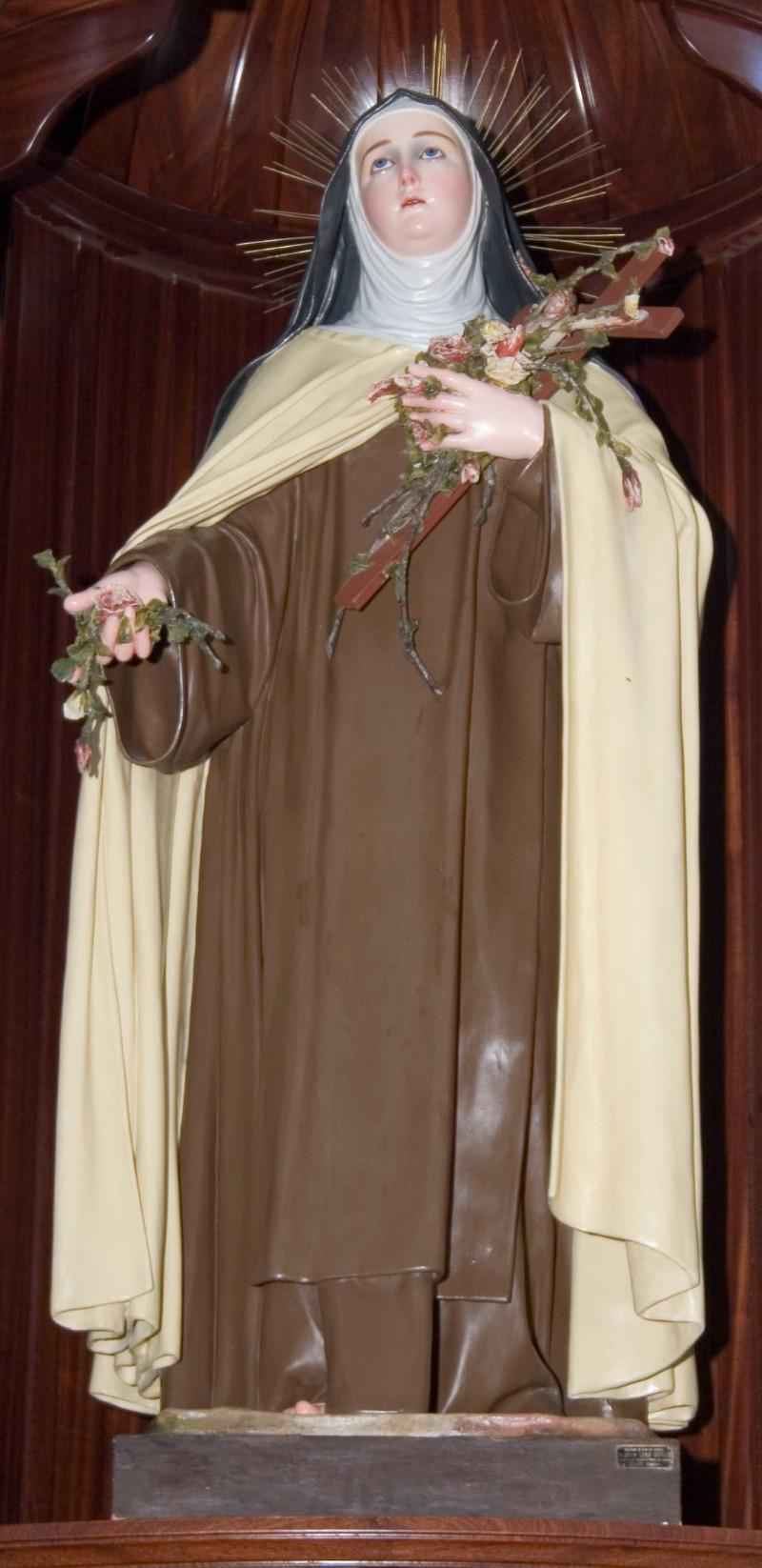 Ambito leccese sec. XX, Santa Teresa di Lisieux
