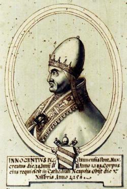 Papa Innocenzo IV