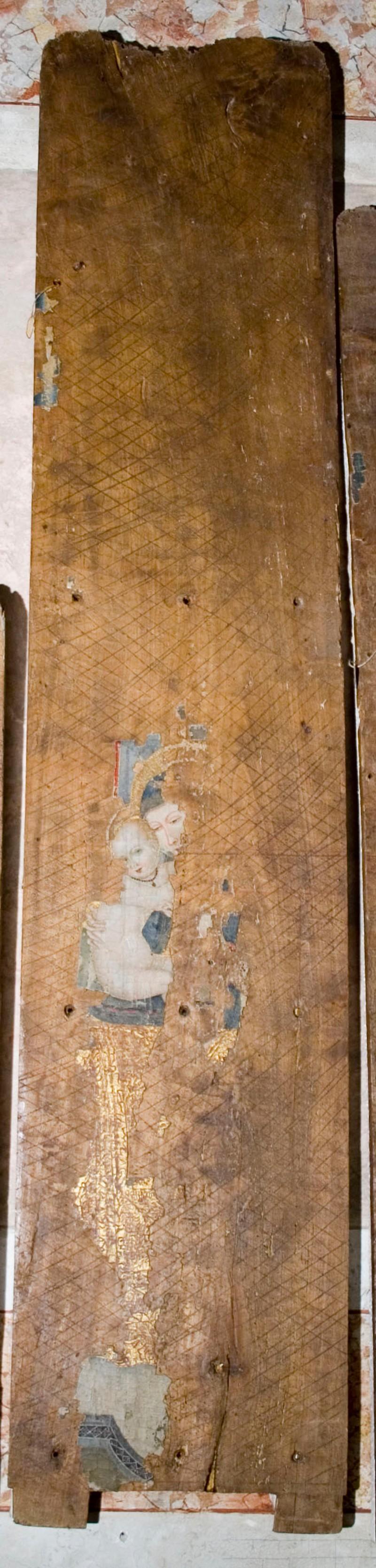 Ambito italiano secc. XV-XVI, Madonna con Gesù Bambino