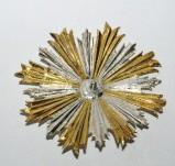 Argentiere napoletano (1787), Aureola di Gesù Bambino