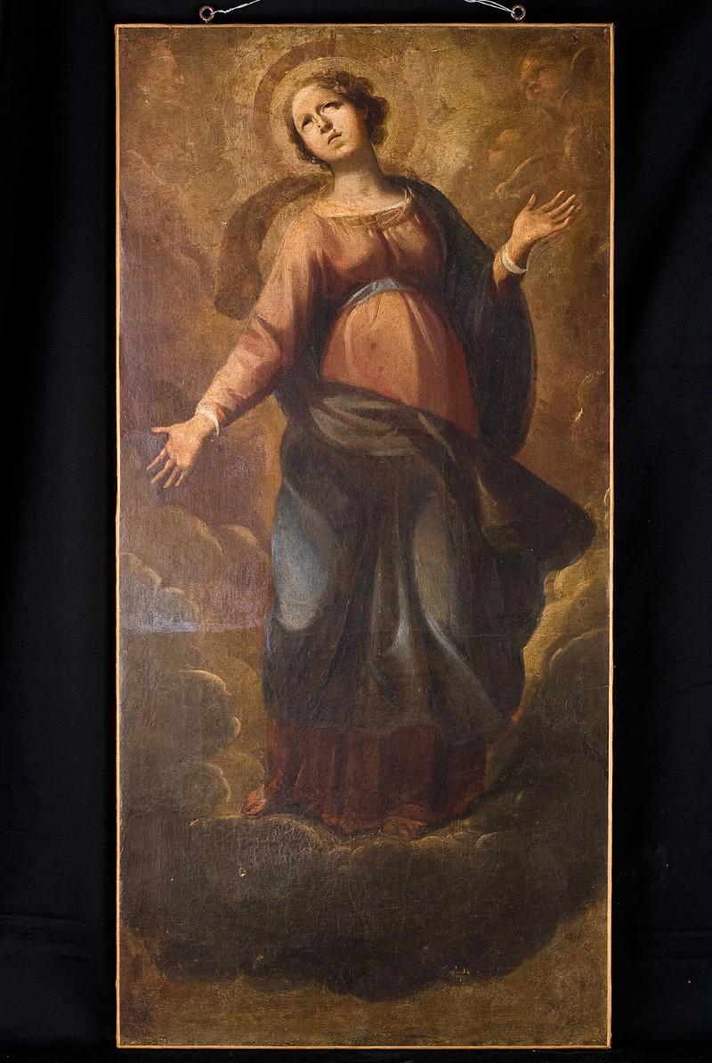 Ambito laziale sec. XVII, Assunzione della Madonna