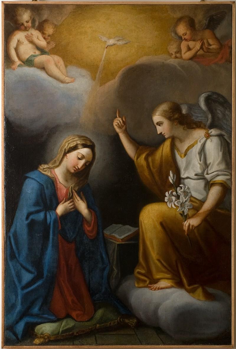 Campanella A. sec. XVIII, Annunciazione