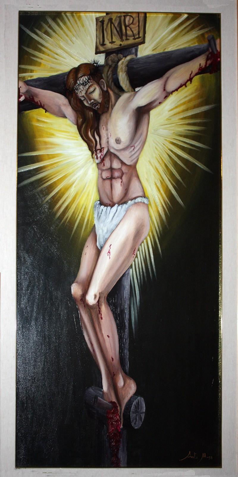 Acito M. (1993), Gesù Cristo crocifisso